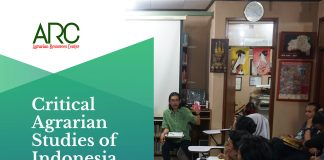 Critical Agrarian Studies of Indonesia, Agrarian Resources Center